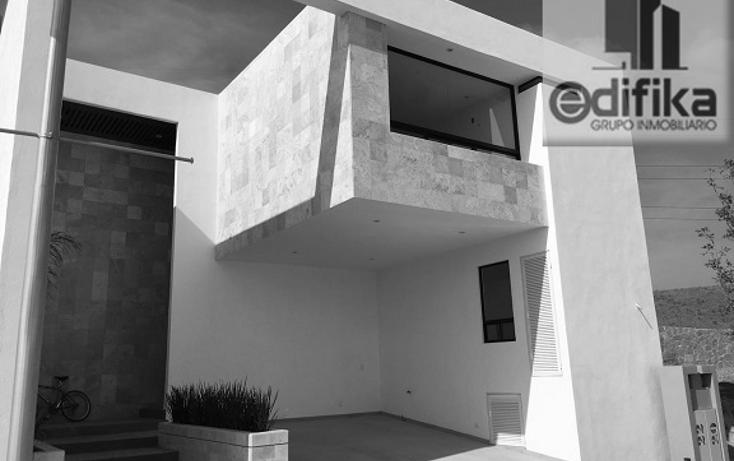 Foto de casa en venta en  , lomas del pedregal, san luis potosí, san luis potosí, 1092475 No. 01