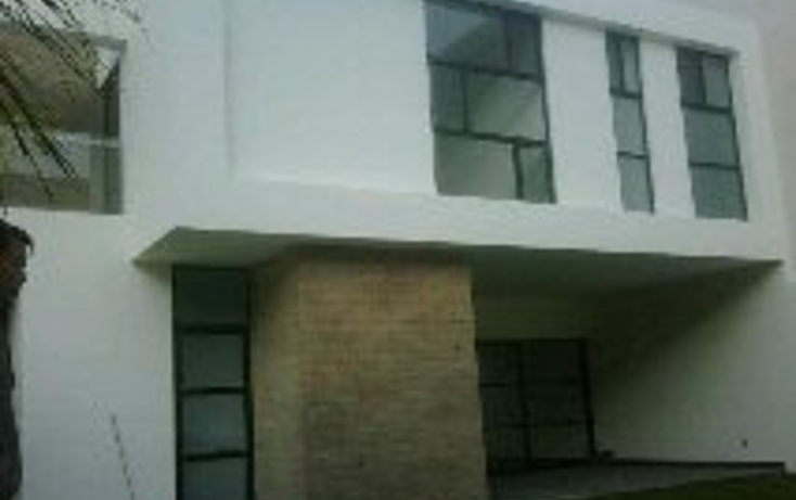 Foto de casa en venta en  , lomas del pedregal, san luis potosí, san luis potosí, 1105903 No. 01