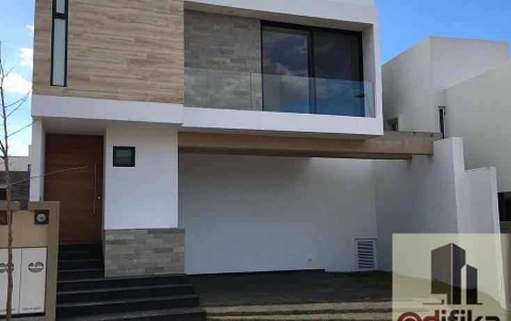 Foto de casa en venta en  , lomas del pedregal, san luis potosí, san luis potosí, 1133407 No. 01