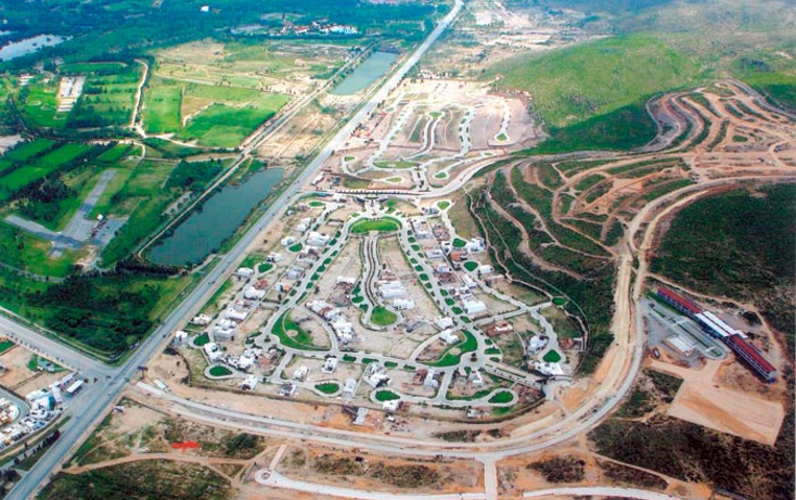 Foto de terreno habitacional en venta en  , lomas del pedregal, san luis potosí, san luis potosí, 1134975 No. 03