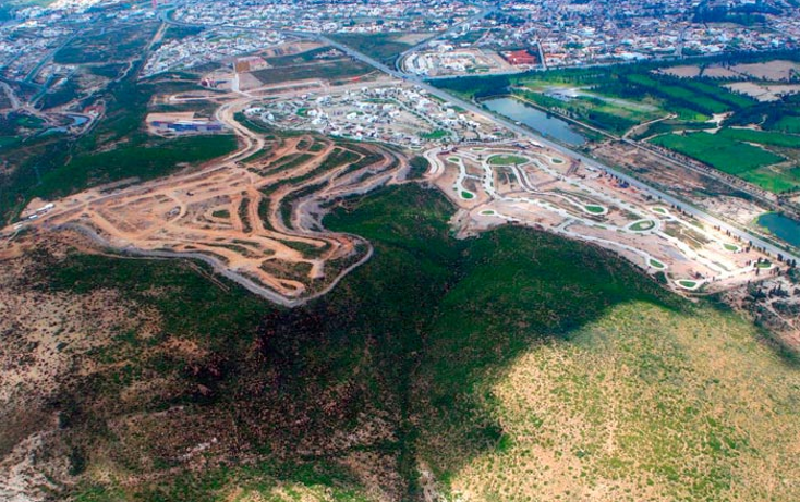 Foto de terreno habitacional en venta en  , lomas del pedregal, san luis potosí, san luis potosí, 1134975 No. 04