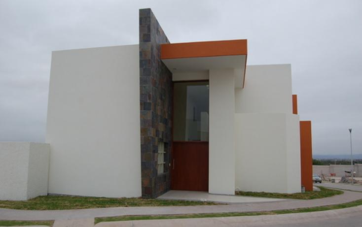 Foto de casa en venta en  , lomas del pedregal, san luis potosí, san luis potosí, 1140533 No. 02