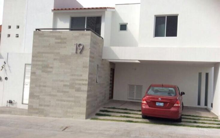 Foto de casa en renta en  , lomas del pedregal, san luis potosí, san luis potosí, 1343733 No. 01
