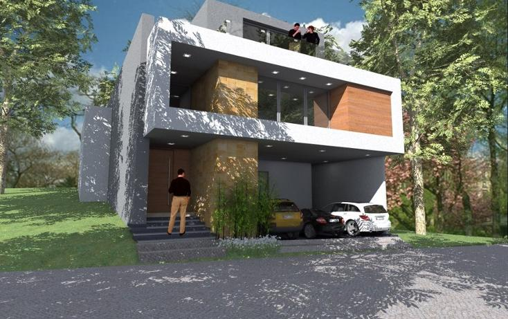 Foto de casa en venta en  , lomas del pedregal, san luis potosí, san luis potosí, 1738042 No. 01