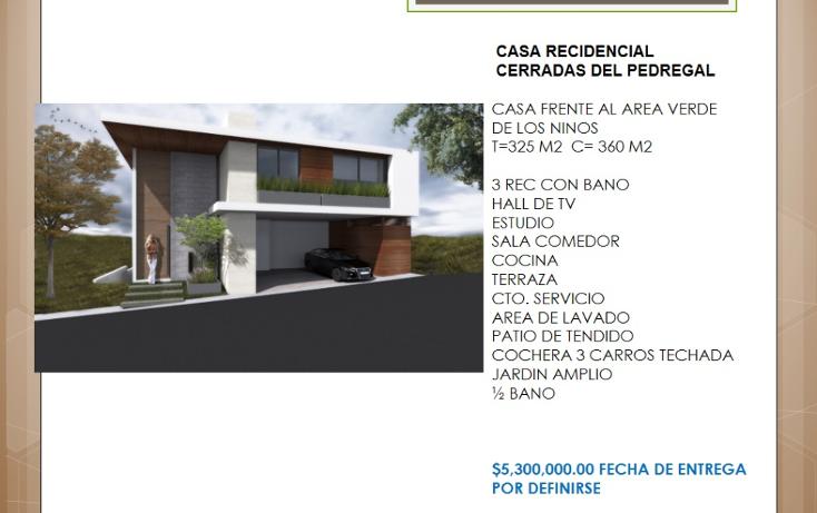 Foto de casa en venta en  , lomas del pedregal, san luis potosí, san luis potosí, 1784084 No. 01