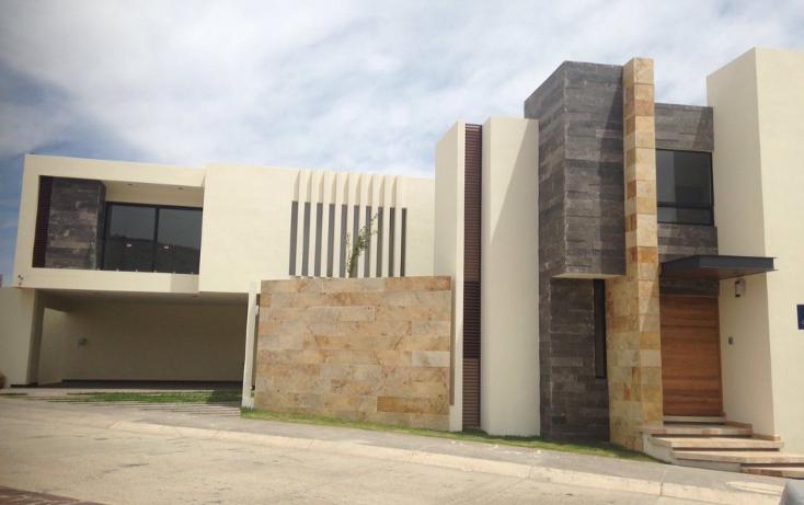 Foto de casa en venta en  , lomas del pedregal, san luis potosí, san luis potosí, 1807750 No. 01