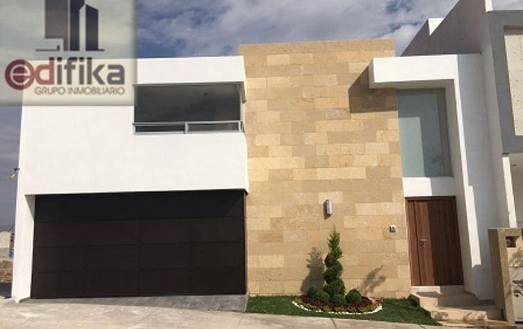 Foto de casa en venta en  , lomas del pedregal, san luis potosí, san luis potosí, 1815768 No. 01