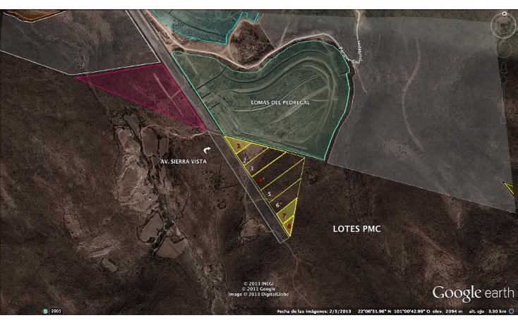 Foto de terreno comercial en venta en  , lomas del pedregal, san luis potosí, san luis potosí, 943635 No. 02