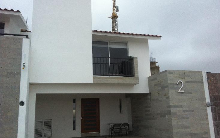 Foto de casa en venta en  , lomas del pedregal, san luis potos?, san luis potos?, 946555 No. 01