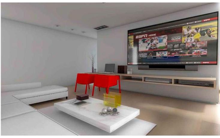 Foto de casa en venta en  , lomas del pedregal, tlalpan, distrito federal, 1113461 No. 09