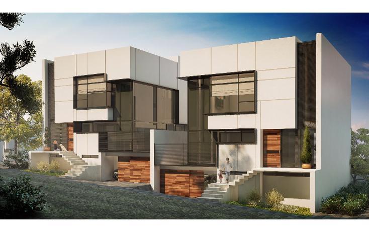 Foto de casa en venta en  , lomas del pedregal, tlalpan, distrito federal, 1437907 No. 01