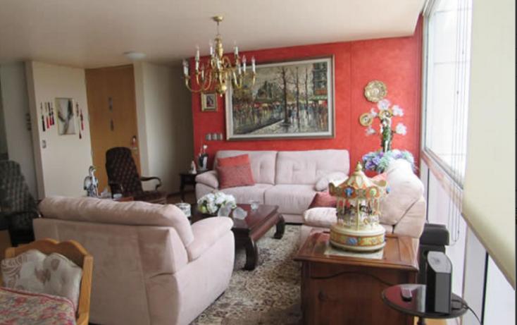 Foto de departamento en venta en  , lomas del pedregal, tlalpan, distrito federal, 1520707 No. 04
