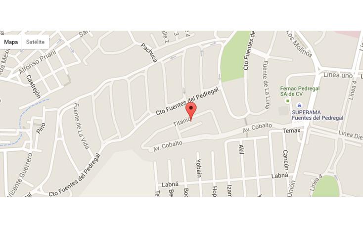 Foto de casa en venta en  , lomas del pedregal, tlalpan, distrito federal, 1658969 No. 15