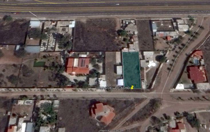 Foto de terreno habitacional en venta en, lomas del picacho, aguascalientes, aguascalientes, 2001708 no 01
