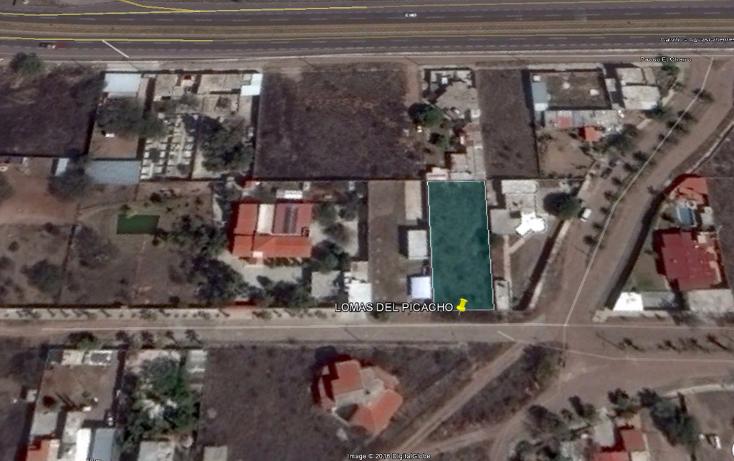 Foto de terreno habitacional en venta en  , lomas del picacho, aguascalientes, aguascalientes, 2001708 No. 01