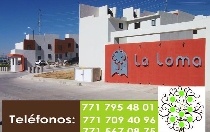 Foto de casa en venta en  , lomas del portezuelo, mineral de la reforma, hidalgo, 1548960 No. 01
