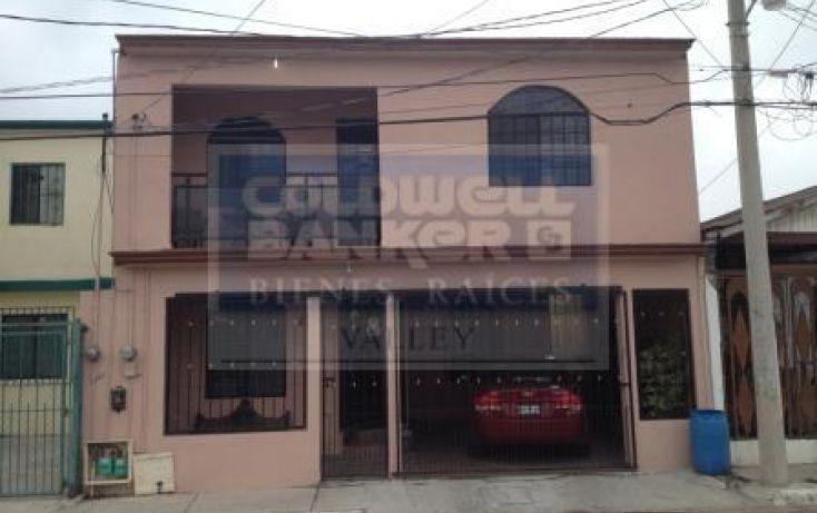 Foto de casa en venta en, lomas del real de jarachinas sur, reynosa, tamaulipas, 1838966 no 01