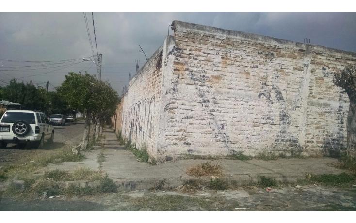 Foto de terreno habitacional en venta en  , lomas del refugio, zapopan, jalisco, 1556944 No. 01