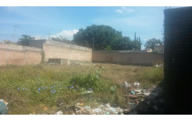 Foto de terreno habitacional en venta en  , lomas del refugio, zapopan, jalisco, 1556944 No. 05