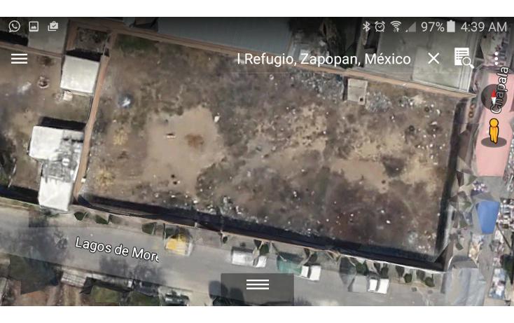 Foto de terreno habitacional en venta en  , lomas del refugio, zapopan, jalisco, 1556944 No. 07
