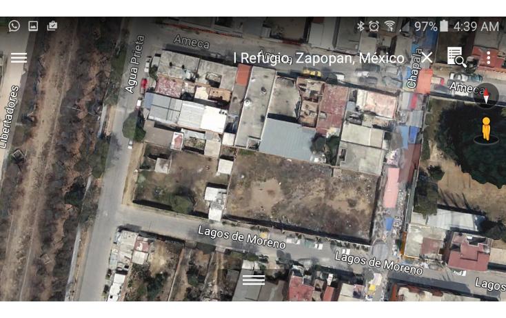 Foto de terreno habitacional en venta en  , lomas del refugio, zapopan, jalisco, 1556944 No. 08