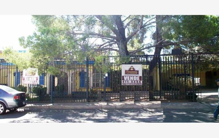 Foto de casa en venta en  , lomas del santuario i etapa, chihuahua, chihuahua, 527444 No. 01