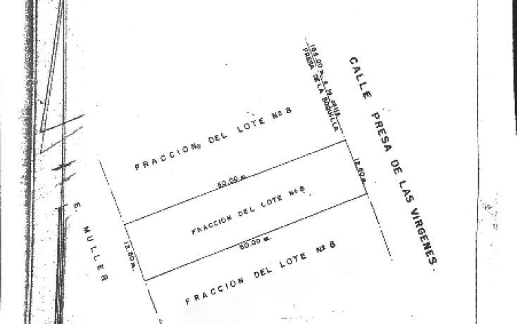 Foto de terreno habitacional en venta en, lomas del santuario ii etapa, chihuahua, chihuahua, 1289323 no 01