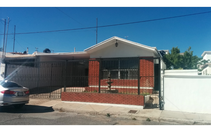 Foto de casa en venta en  , lomas del santuario ii etapa, chihuahua, chihuahua, 1818534 No. 01