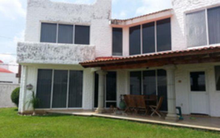 Foto de casa en venta en lomas del sol 107, el tecolote, cuernavaca, morelos, 1589150 no 01