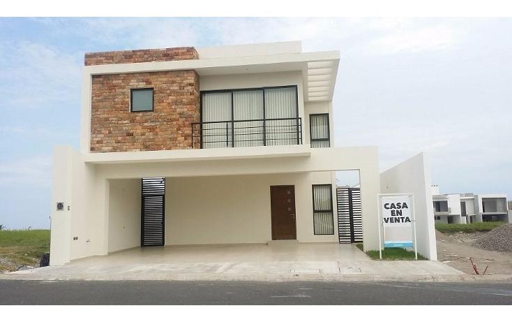 Foto de casa en venta en  , lomas del sol, alvarado, veracruz de ignacio de la llave, 1192853 No. 01