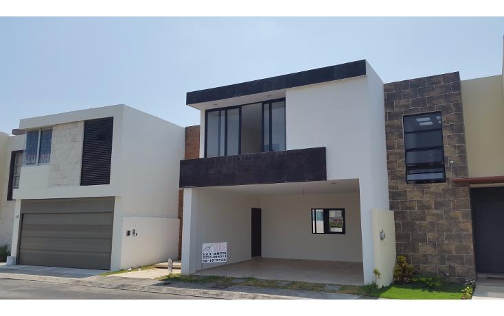 Foto de casa en venta en  , lomas del sol, alvarado, veracruz de ignacio de la llave, 1232183 No. 01