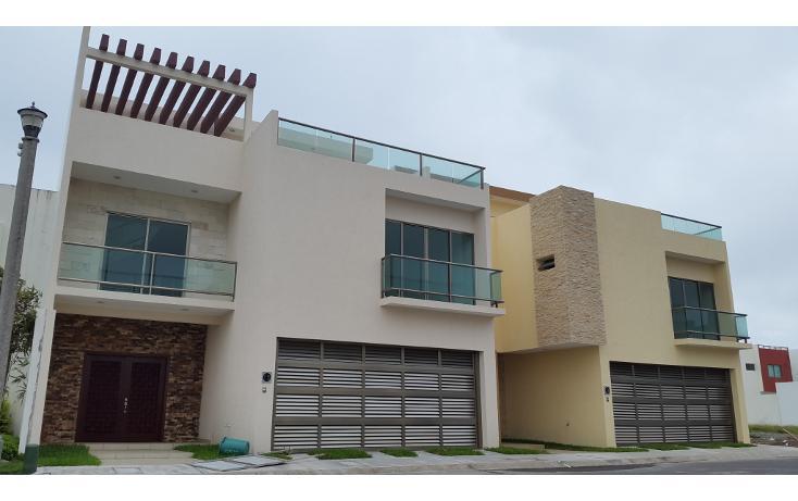 Foto de casa en venta en  , lomas del sol, alvarado, veracruz de ignacio de la llave, 1257503 No. 01