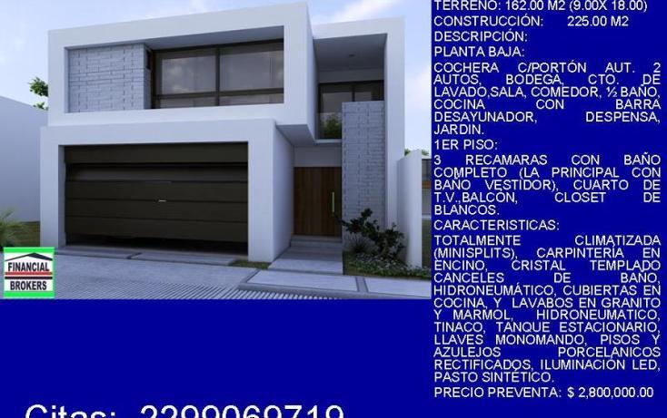 Foto de casa en venta en  , lomas del sol, alvarado, veracruz de ignacio de la llave, 1338327 No. 03