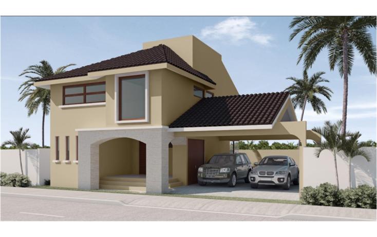 Foto de casa en venta en  , lomas del sol, alvarado, veracruz de ignacio de la llave, 1516561 No. 01