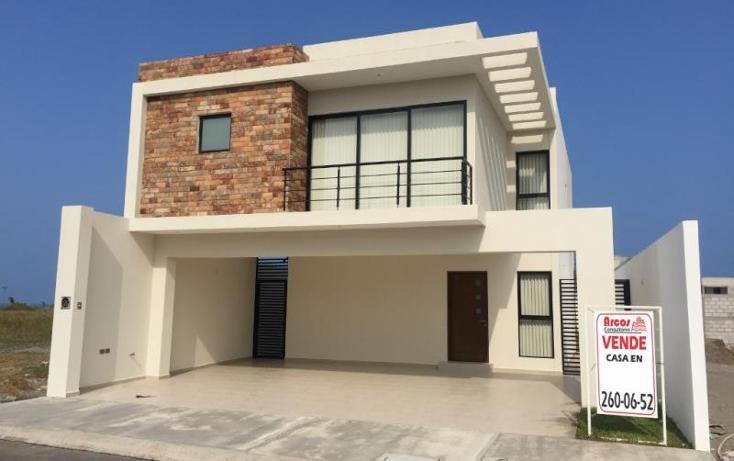 Foto de casa en venta en  , lomas del sol, alvarado, veracruz de ignacio de la llave, 1539080 No. 01