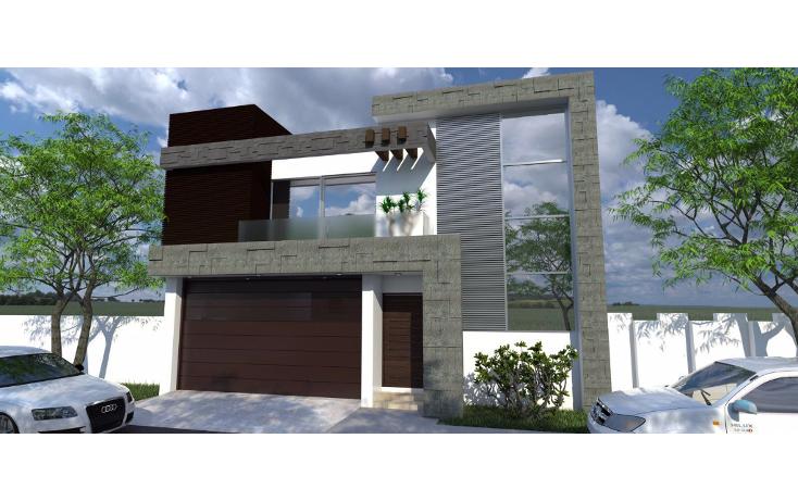 Foto de casa en venta en  , lomas del sol, alvarado, veracruz de ignacio de la llave, 1814318 No. 01