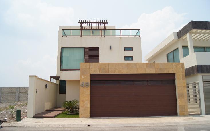 Foto de casa en venta en  , lomas del sol, alvarado, veracruz de ignacio de la llave, 1941060 No. 01