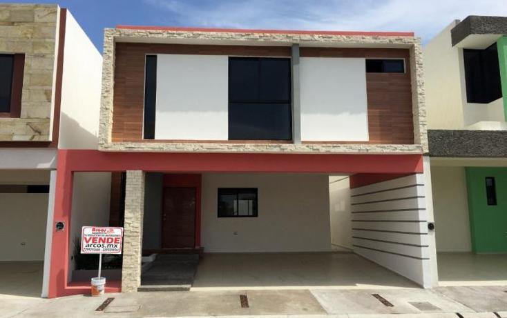 Foto de casa en venta en  , lomas del sol, alvarado, veracruz de ignacio de la llave, 2023840 No. 01
