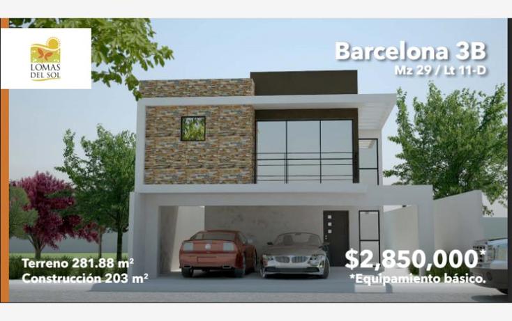 Foto de casa en venta en  , lomas del sol, alvarado, veracruz de ignacio de la llave, 2024694 No. 01