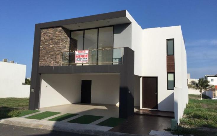 Foto de casa en venta en  , lomas del sol, alvarado, veracruz de ignacio de la llave, 2024972 No. 01