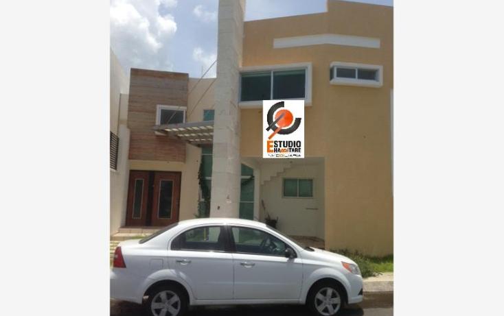 Foto de casa en venta en  , lomas del sol, alvarado, veracruz de ignacio de la llave, 619355 No. 01
