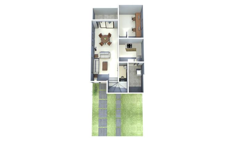 Foto de casa en venta en  , lomas del sol, san luis potos?, san luis potos?, 1118255 No. 02