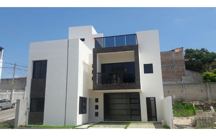 Foto de casa en venta en  , lomas del sur, tuxtla gutiérrez, chiapas, 2003984 No. 01