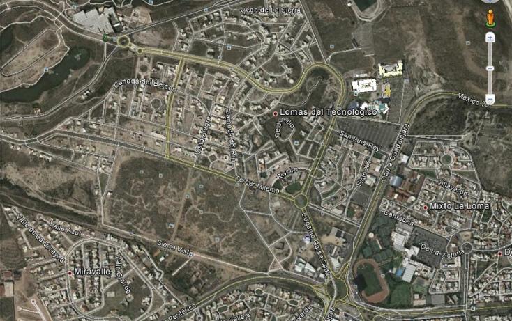 Foto de terreno habitacional en venta en  , lomas del tecnológico, san luis potosí, san luis potosí, 1052569 No. 01