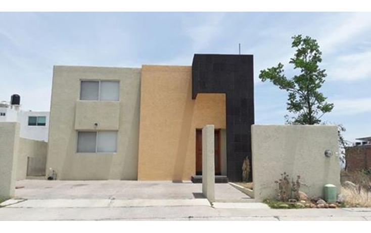 Foto de casa en renta en  , lomas del tecnol?gico, san luis potos?, san luis potos?, 1085553 No. 01