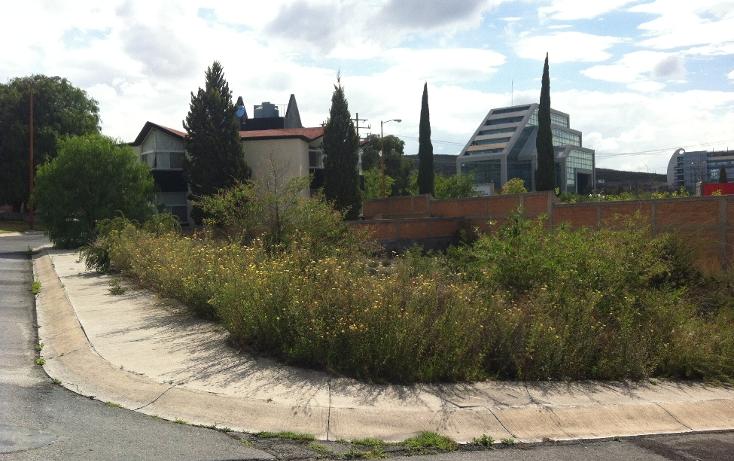 Foto de terreno habitacional en venta en  , lomas del tecnol?gico, san luis potos?, san luis potos?, 1107847 No. 01