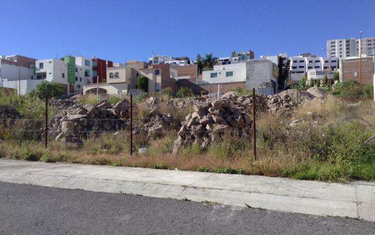 Foto de terreno habitacional en venta en  , lomas del tecnol?gico, san luis potos?, san luis potos?, 1134041 No. 01
