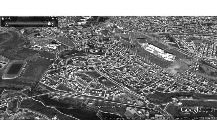 Foto de terreno habitacional en venta en  , lomas del tecnológico, san luis potosí, san luis potosí, 1163981 No. 02