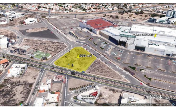 Foto de terreno comercial en renta en  , lomas del tecnológico, san luis potosí, san luis potosí, 1374257 No. 01