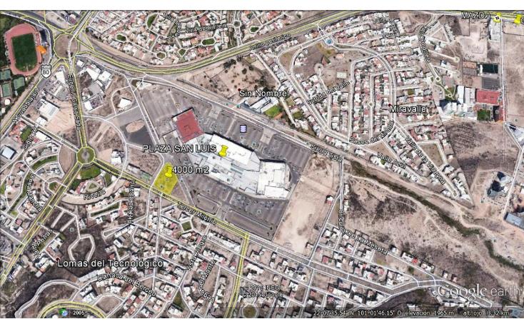 Foto de terreno comercial en renta en  , lomas del tecnológico, san luis potosí, san luis potosí, 1374257 No. 02